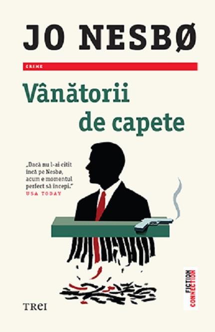 Imagine Vanatorii De Capete - Jo Nesbo
