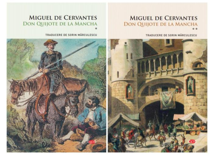 Don Quijote de la Mancha (2 volume) | Miguel De Cervantes