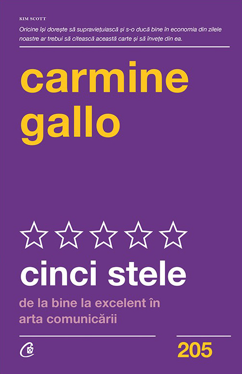 Imagine Cinci Stele - Carmine Gallo