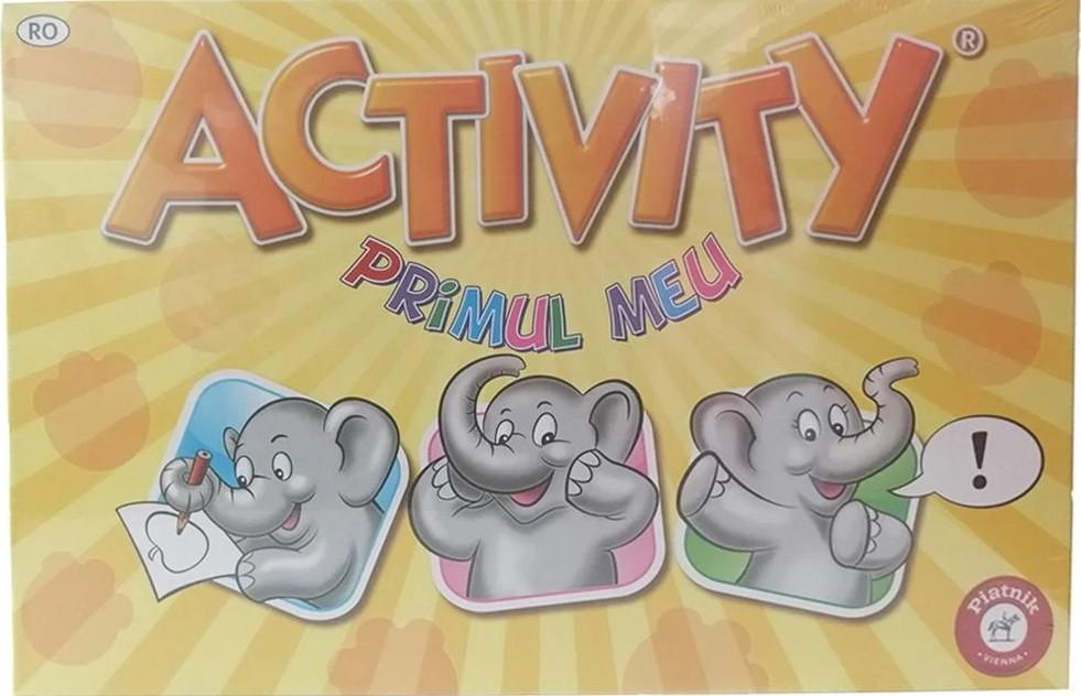Joc - Primul meu Activity | Piatnik