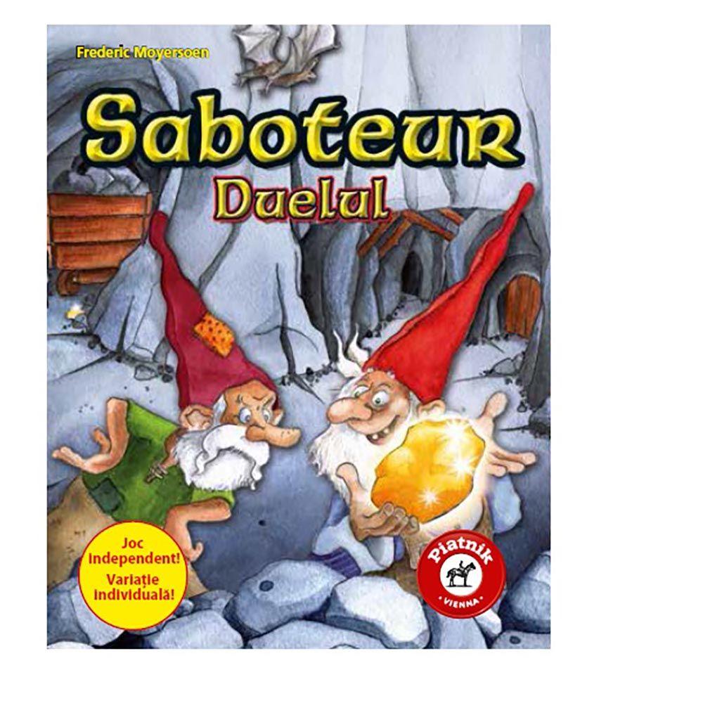 Joc - Saboteur - Duelul | Piatnik