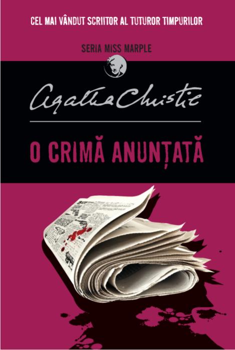 O crima anuntata | Agatha Christie