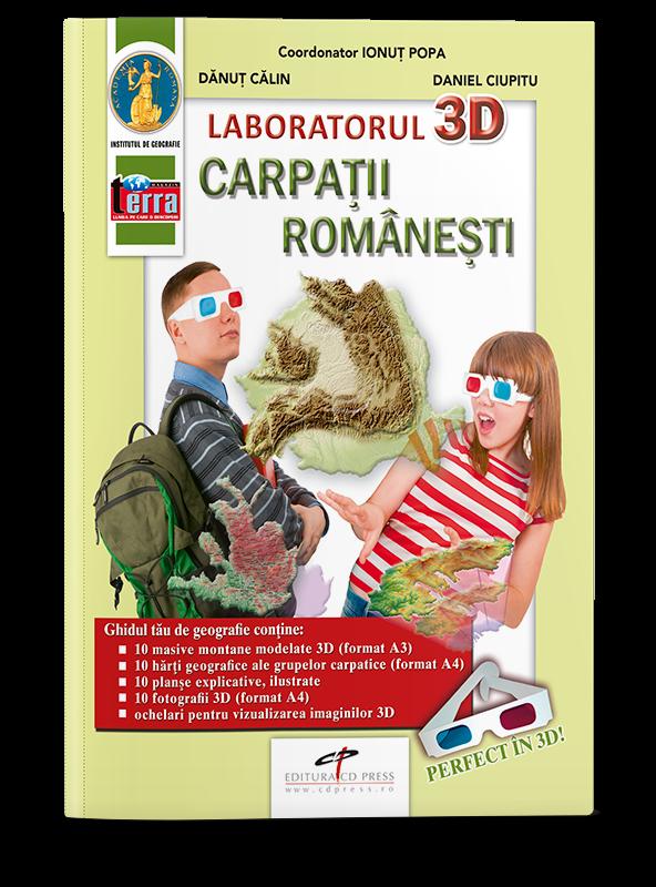 Carpatii Romanesti   Ionut Popa, Danut Calin, Daniel Ciupitu