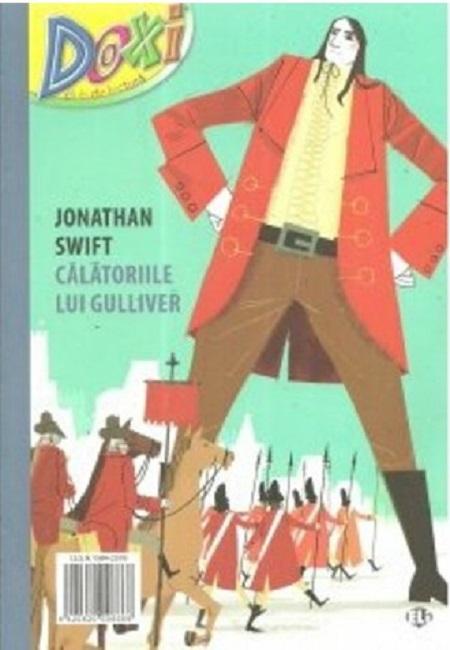 Doxi - Calatoriile Lui Gulliver | Jonathan Swift