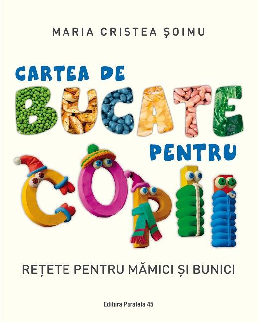 Cartea de bucate pentru copii