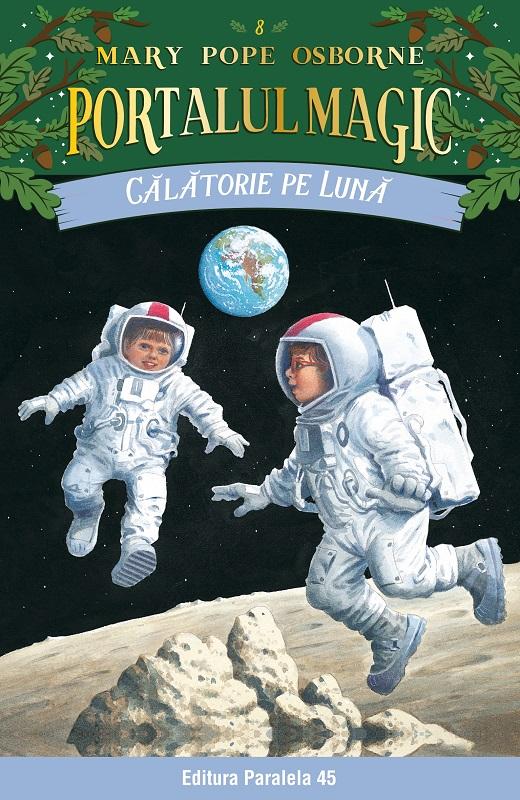 Imagine  Calatorie Pe Luna - Mary Pope Osborne