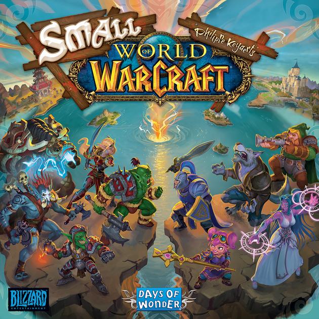 Small World of Warcraft | Days of Wonder