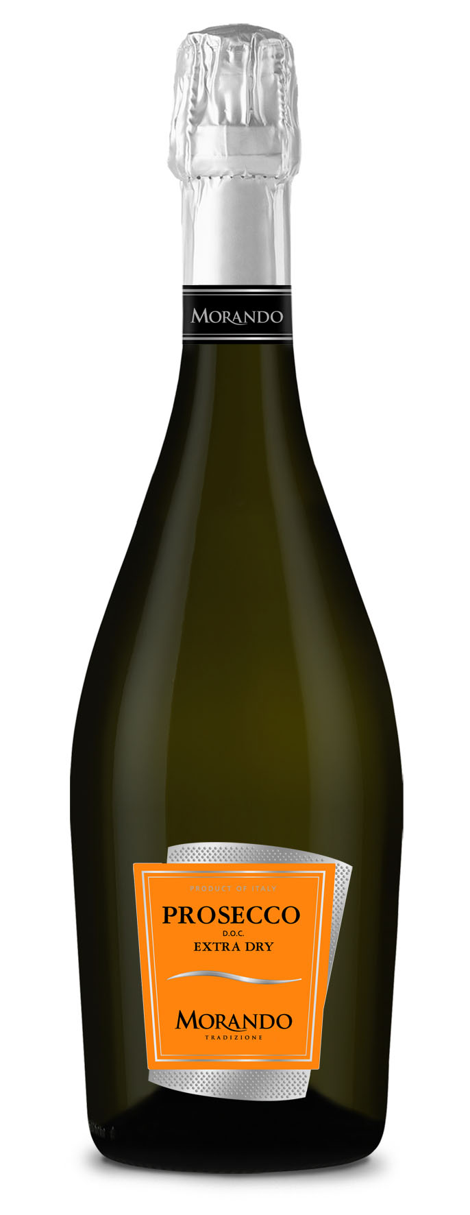 Vin spumant - Morando prosecco,extra dry, demisec, alb