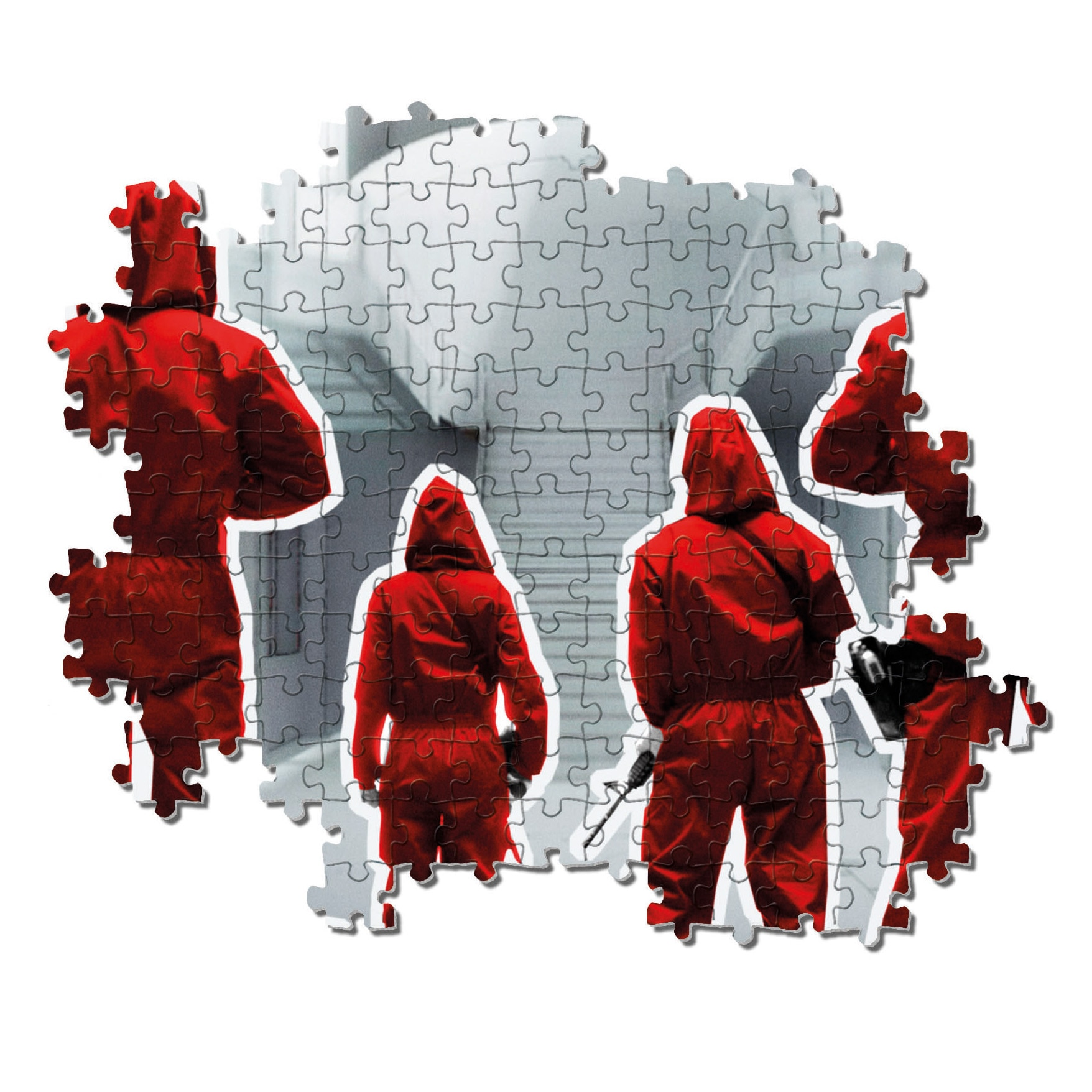 Puzzle - La Casa del Papel | Clementoni - 1