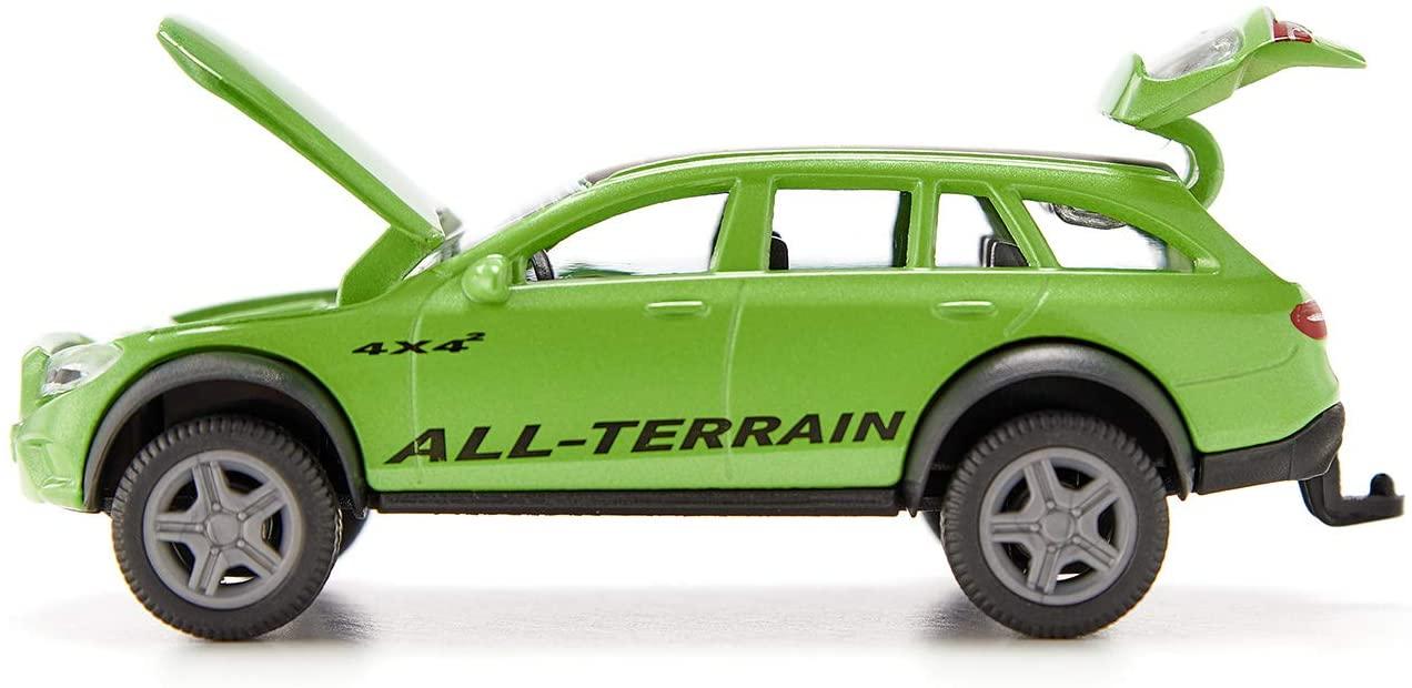 Jucarie - Mercedes Benz E-Class All-Terrain 4x4 | Siku - 1