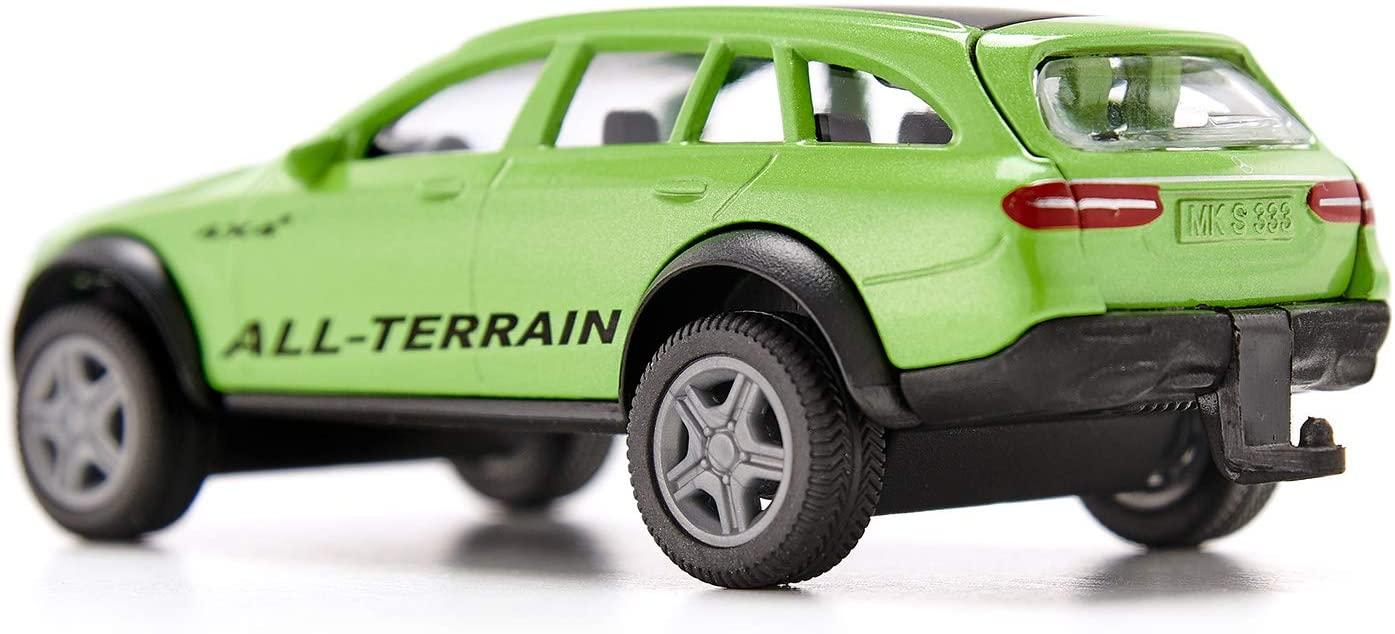 Jucarie - Mercedes Benz E-Class All-Terrain 4x4 | Siku - 6