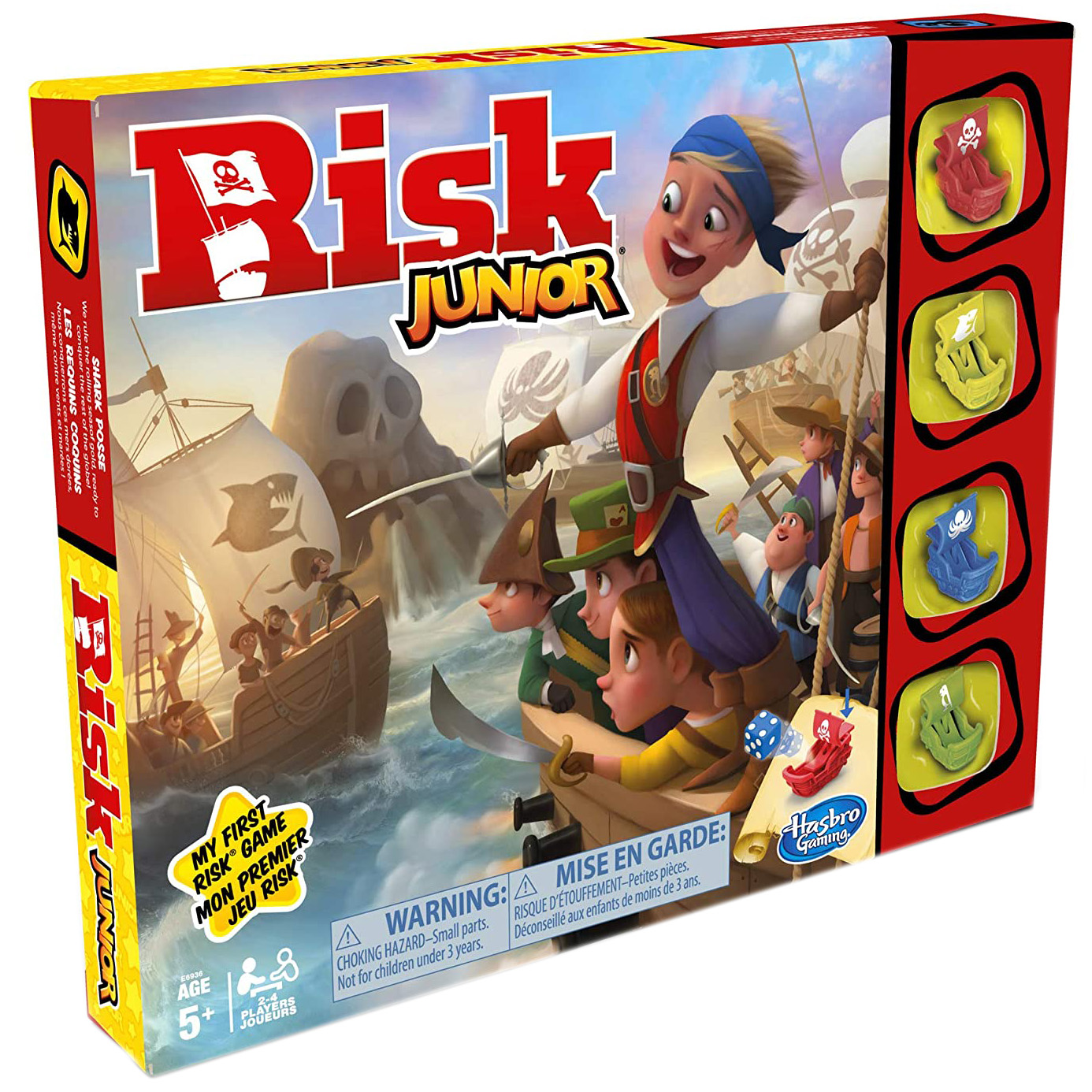 Joc - Risk Junior | Hasbro