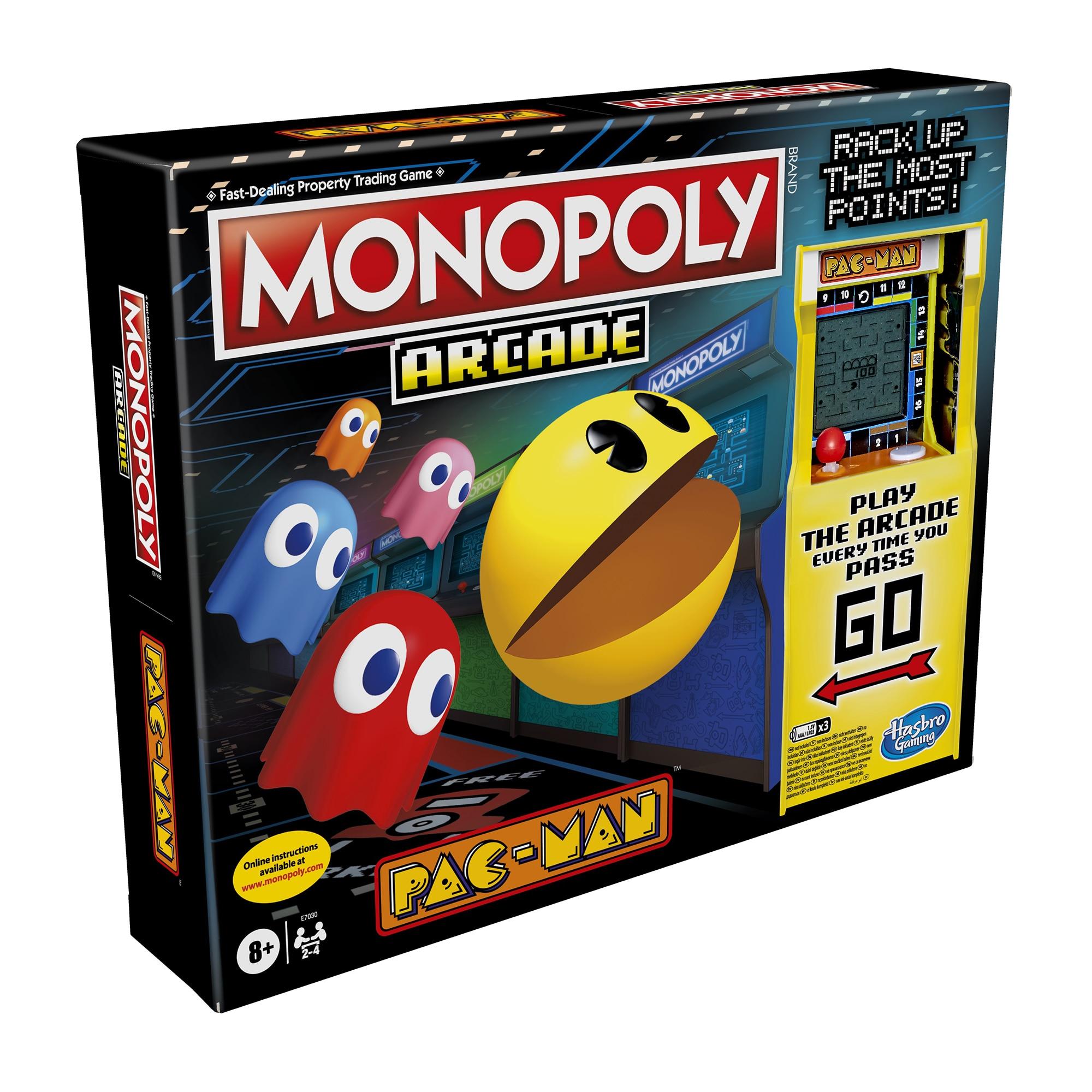 Joc - Monopoly - Arcade Pac-Man | Hasbro