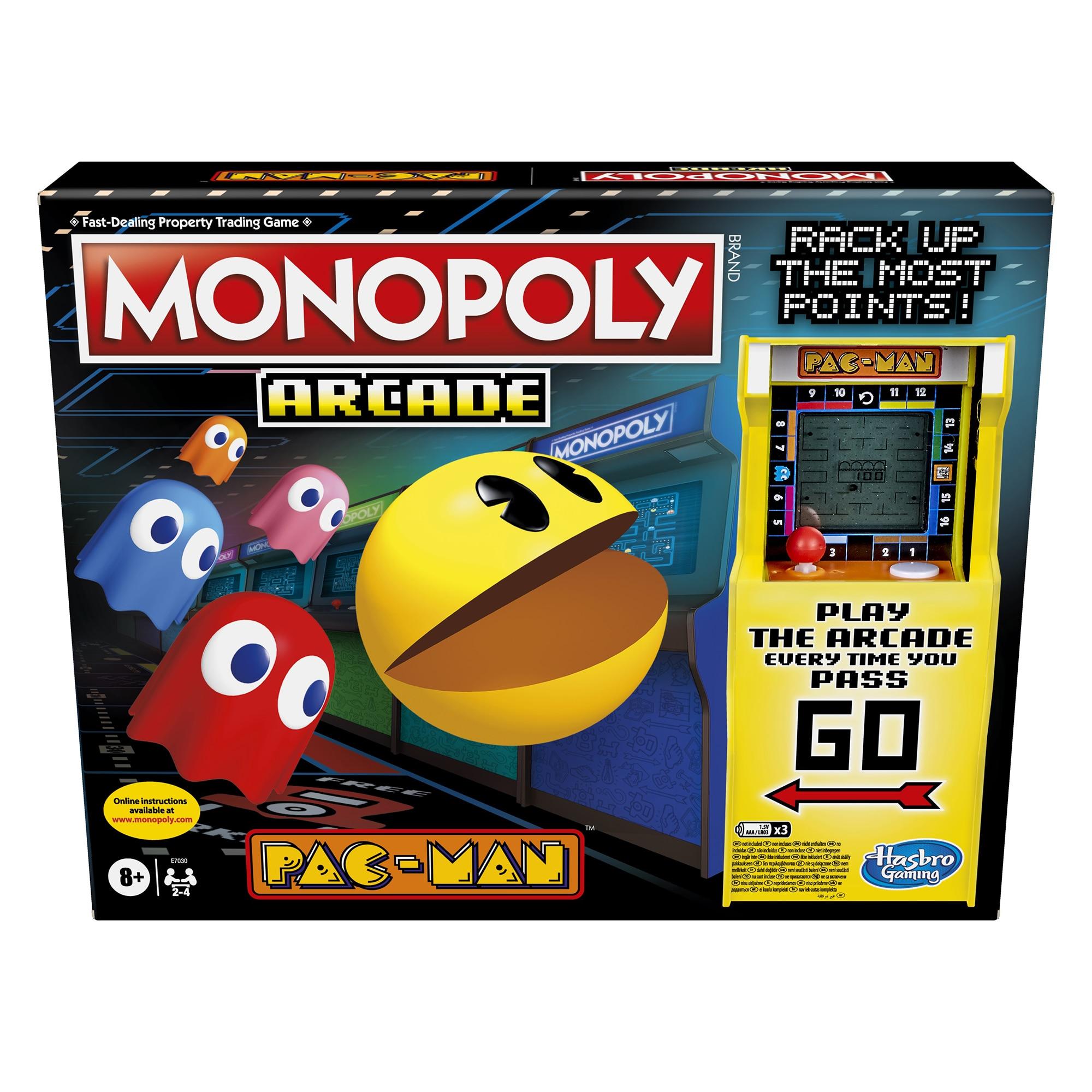 Joc - Monopoly - Arcade Pac-Man | Hasbro - 2