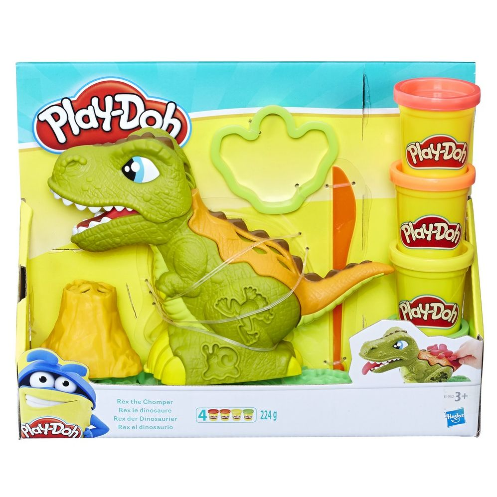 Set plastilina Play-Doh, Uneltele lui Dino | Hasbro