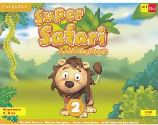 Super Safari 2, Limba Engleza Grupa mare
