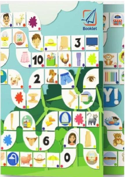 Let's play! – Joc recapitulativ de limba engleza |
