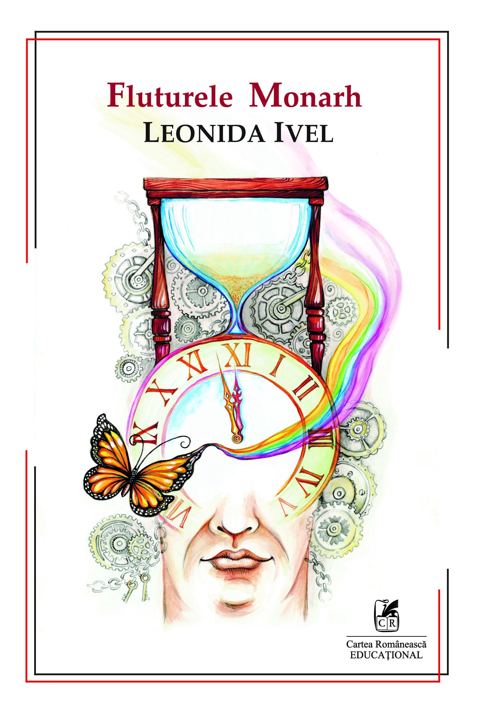 Fluturele Monarh | Leonida Ivel