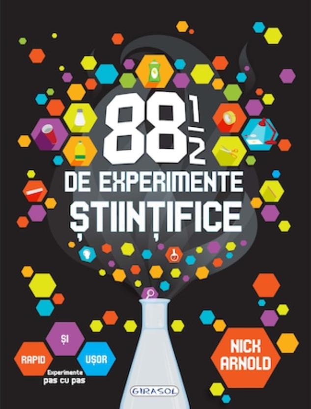 Imagine 88 1 - 2 De Experimente Stiintifice - Nick Arnold