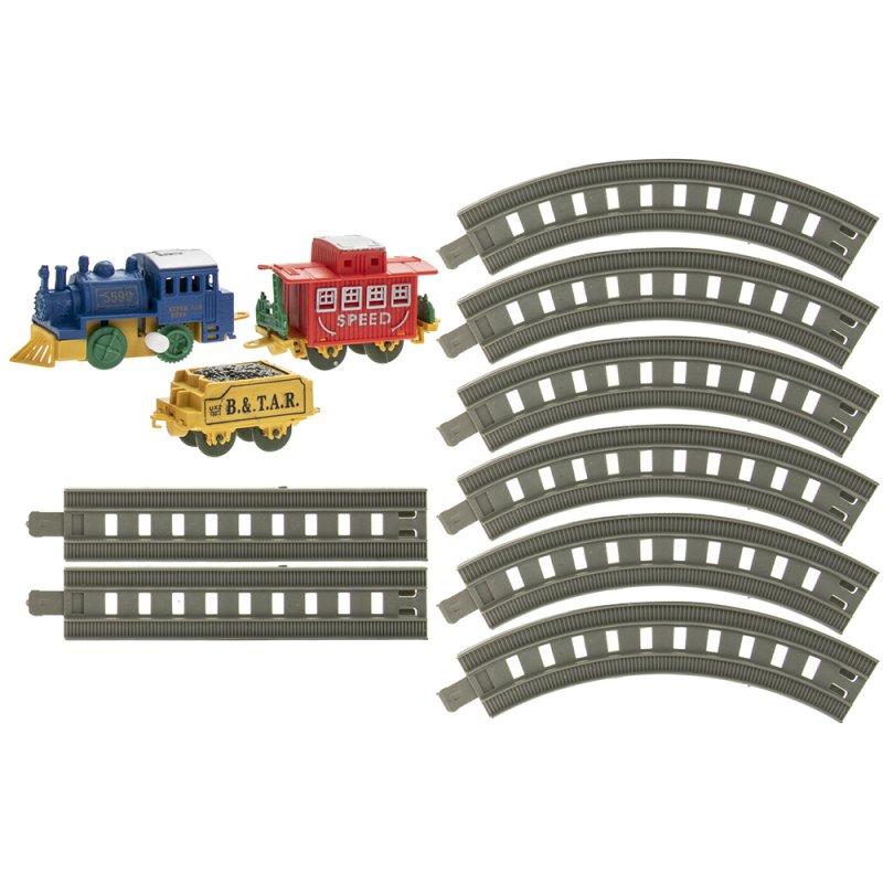 Jucarie - Retro Train   Lesser & Pavey