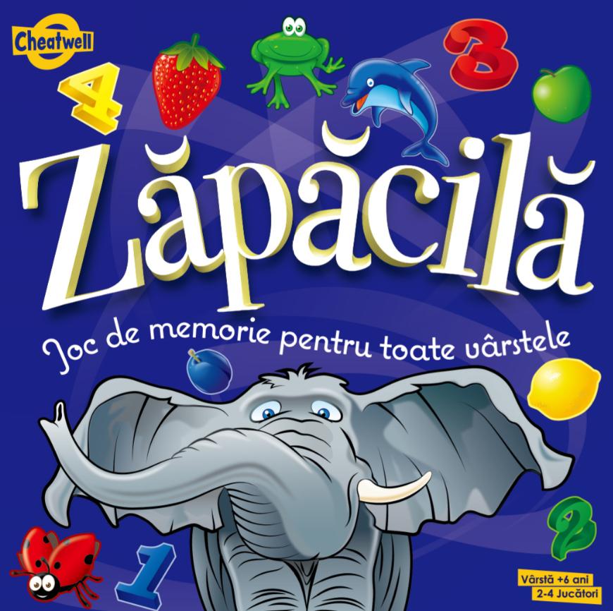 Zapacila (Baffled)   Cheatwell