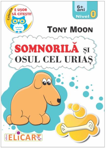Somnorila si osul cel urias   Tony Moon