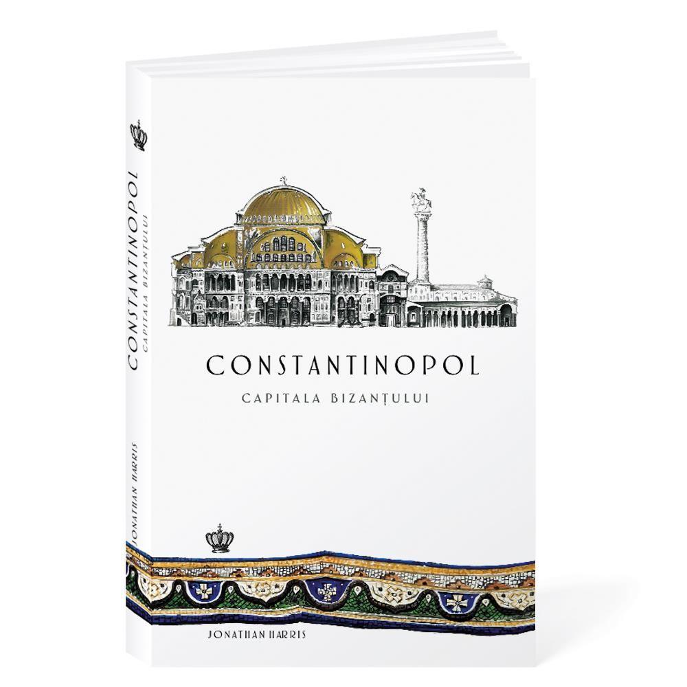 Constantinopol, capitala Bizantului