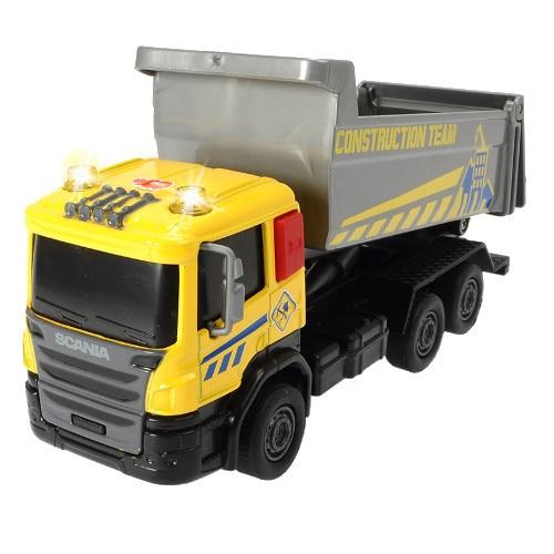Basculanta - Scania, cu sunete si lumini | Dickie Toys