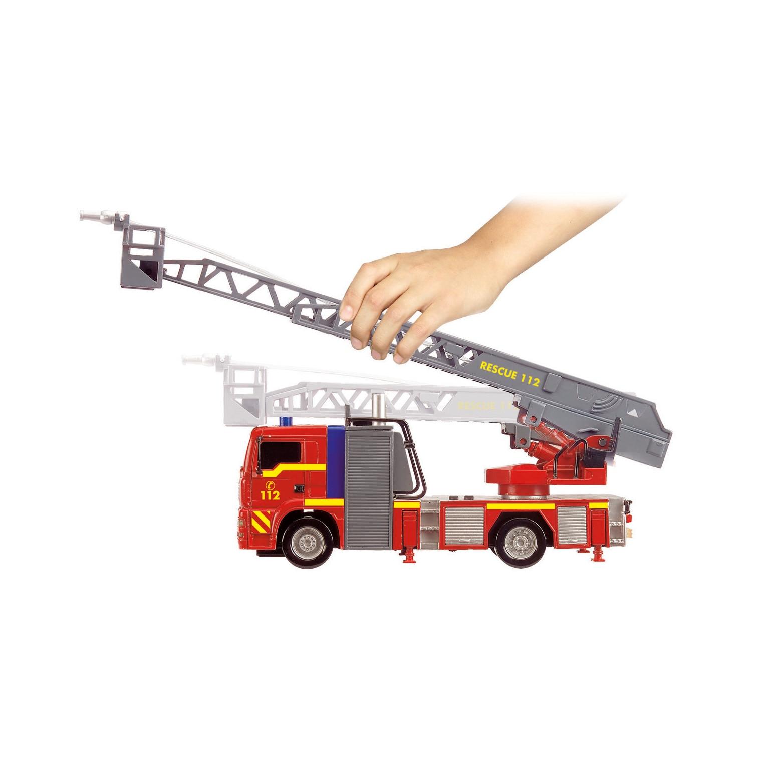 Masina de pompieri - City Fire Engine | Dickie Toys - 3