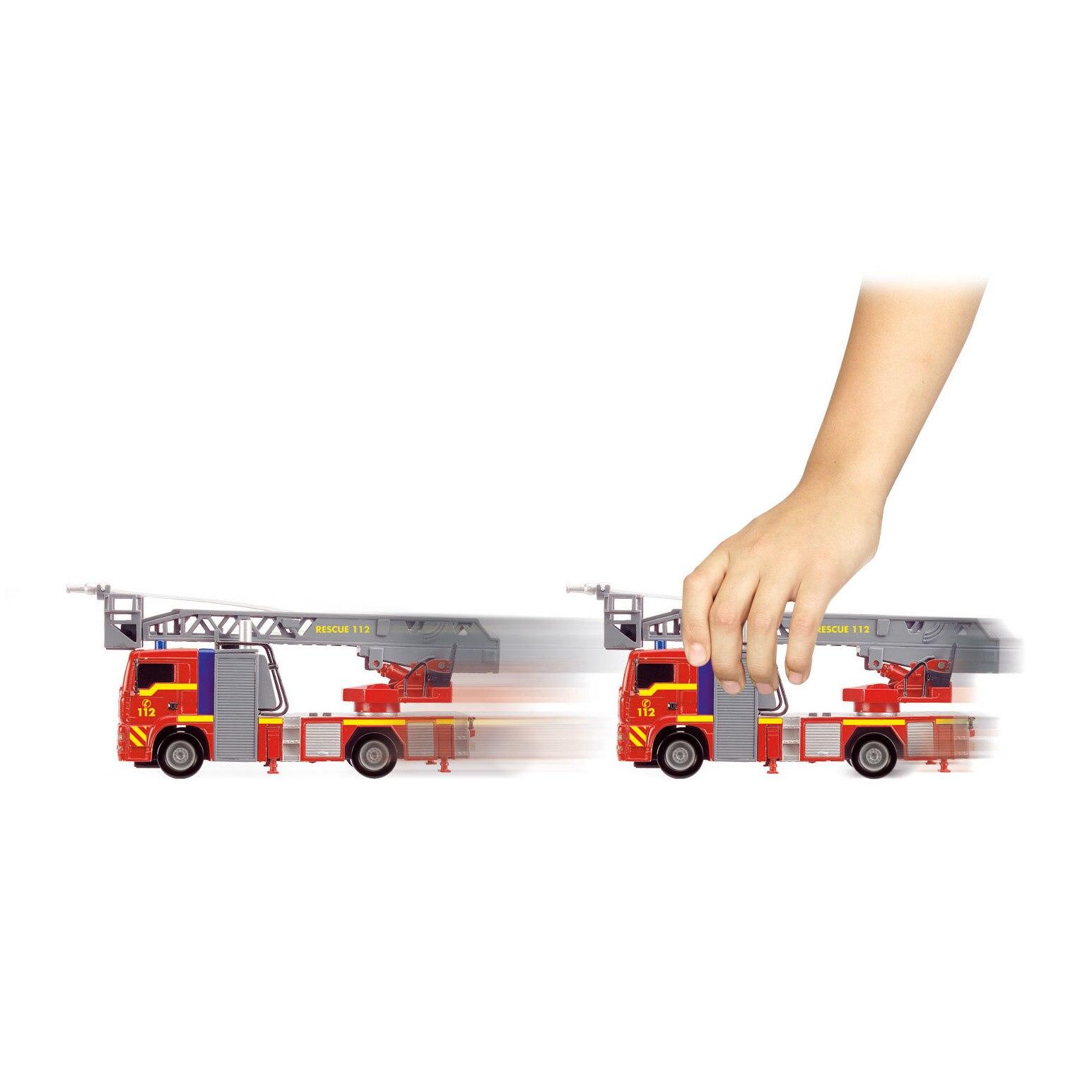 Masina de pompieri - City Fire Engine | Dickie Toys - 2
