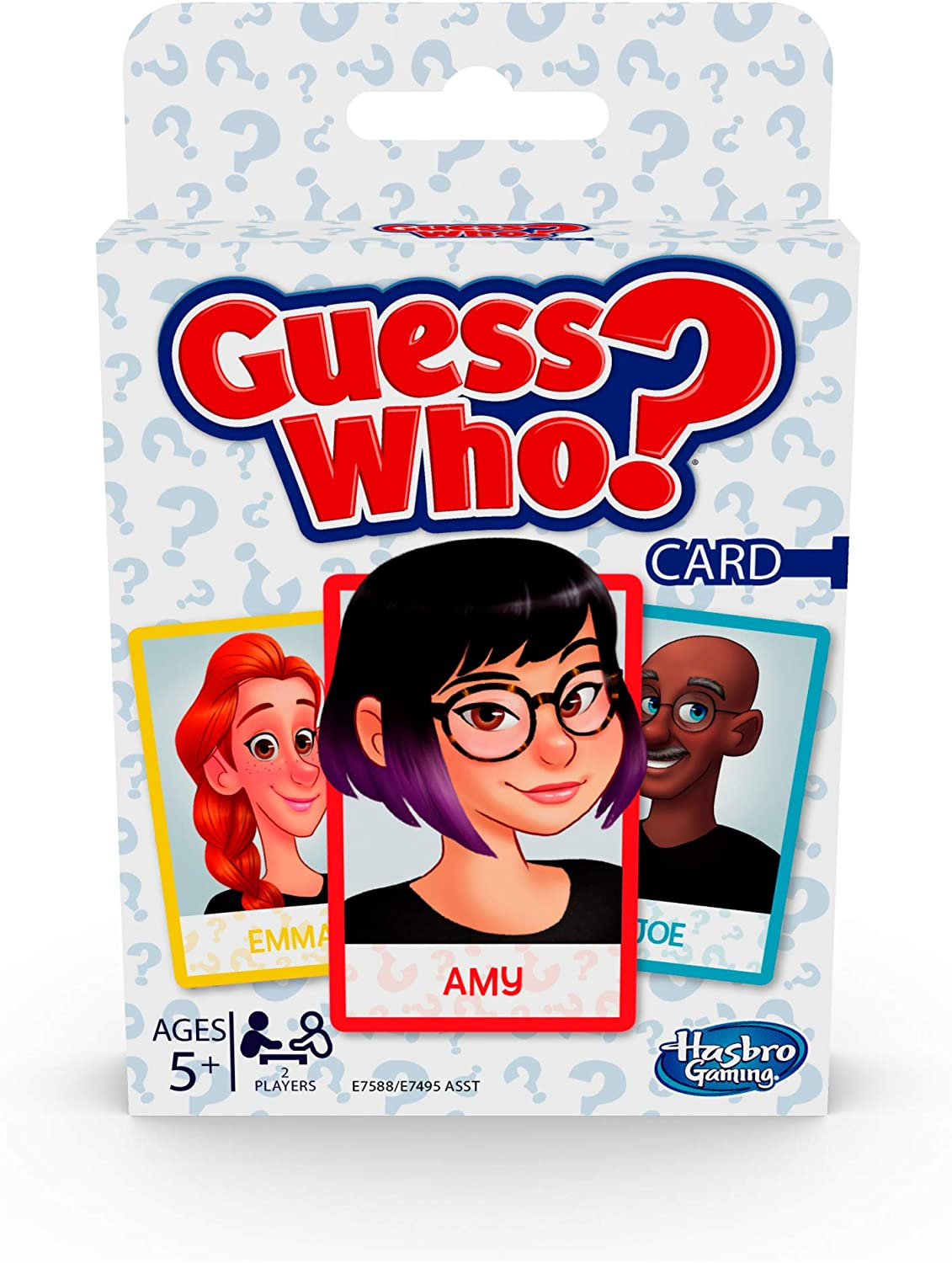 Joc - Guess Who? | Hasbro