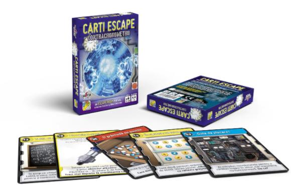 Joc - Escape - Contracronometru | DV Giochi - 1
