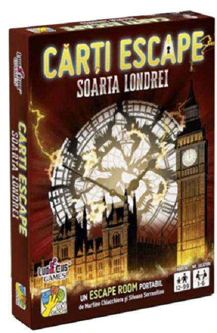 Joc - Escape - Soarta Londrei | DV Giochi