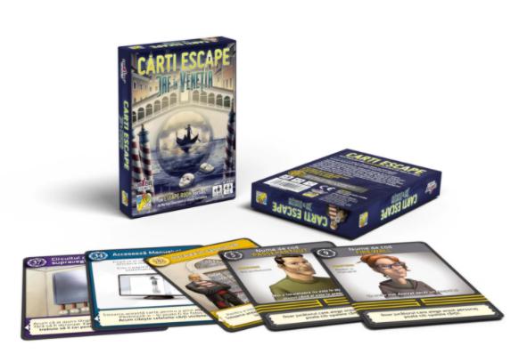 Joc - Escape - Jaf in Venetia   DV Giochi - 1