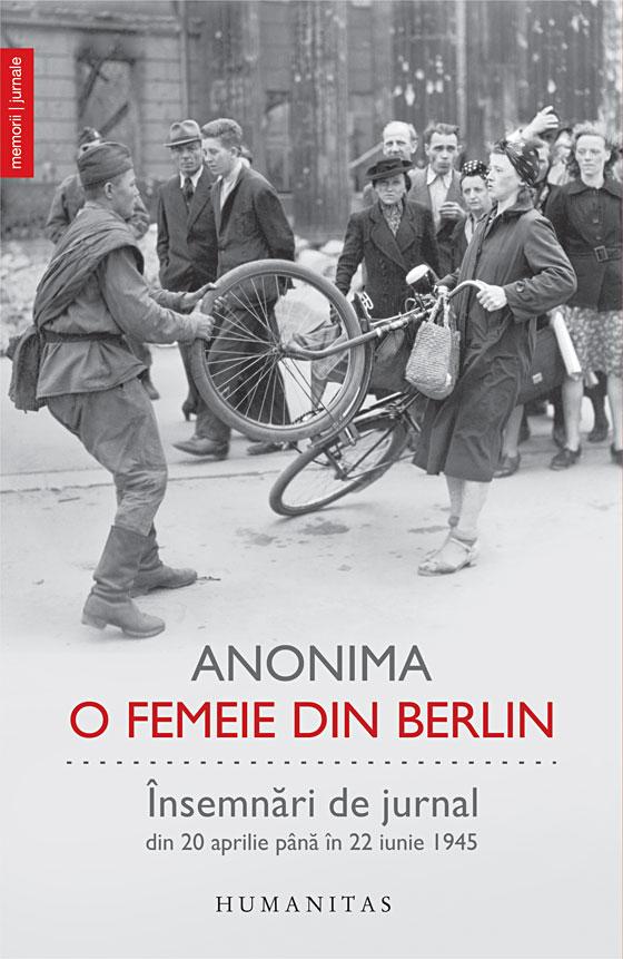 O Femeie Din Berlin   Anonima