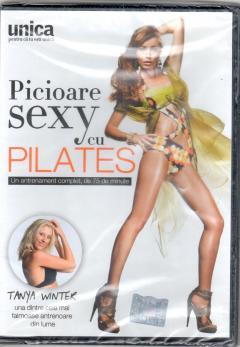 Picioare sexy cu pilates - Un antrenament complet, de 45 de minute