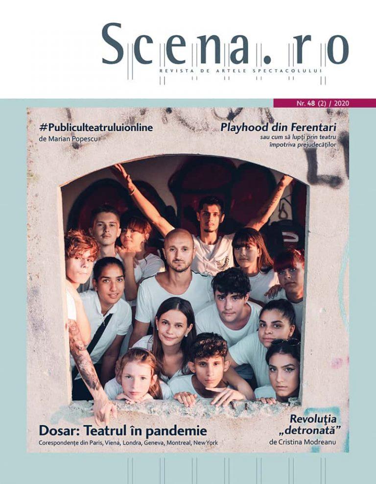 Revista Scena.ro - Nr. 48 / 2020