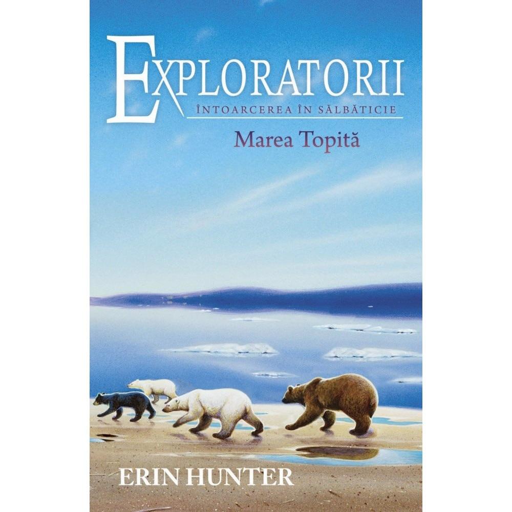 Exploratorii - Marea Topita, Vol 8