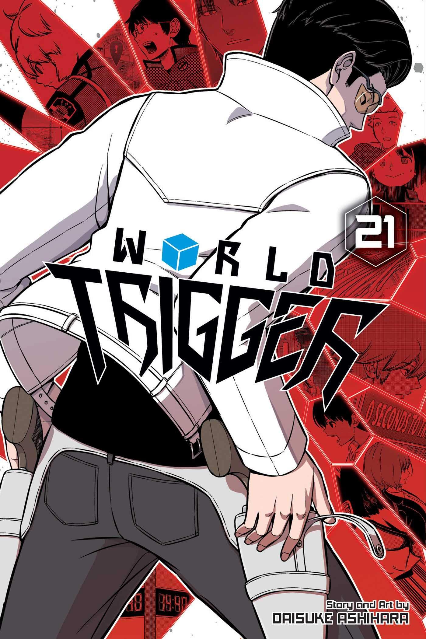 World Trigger - Volume 21