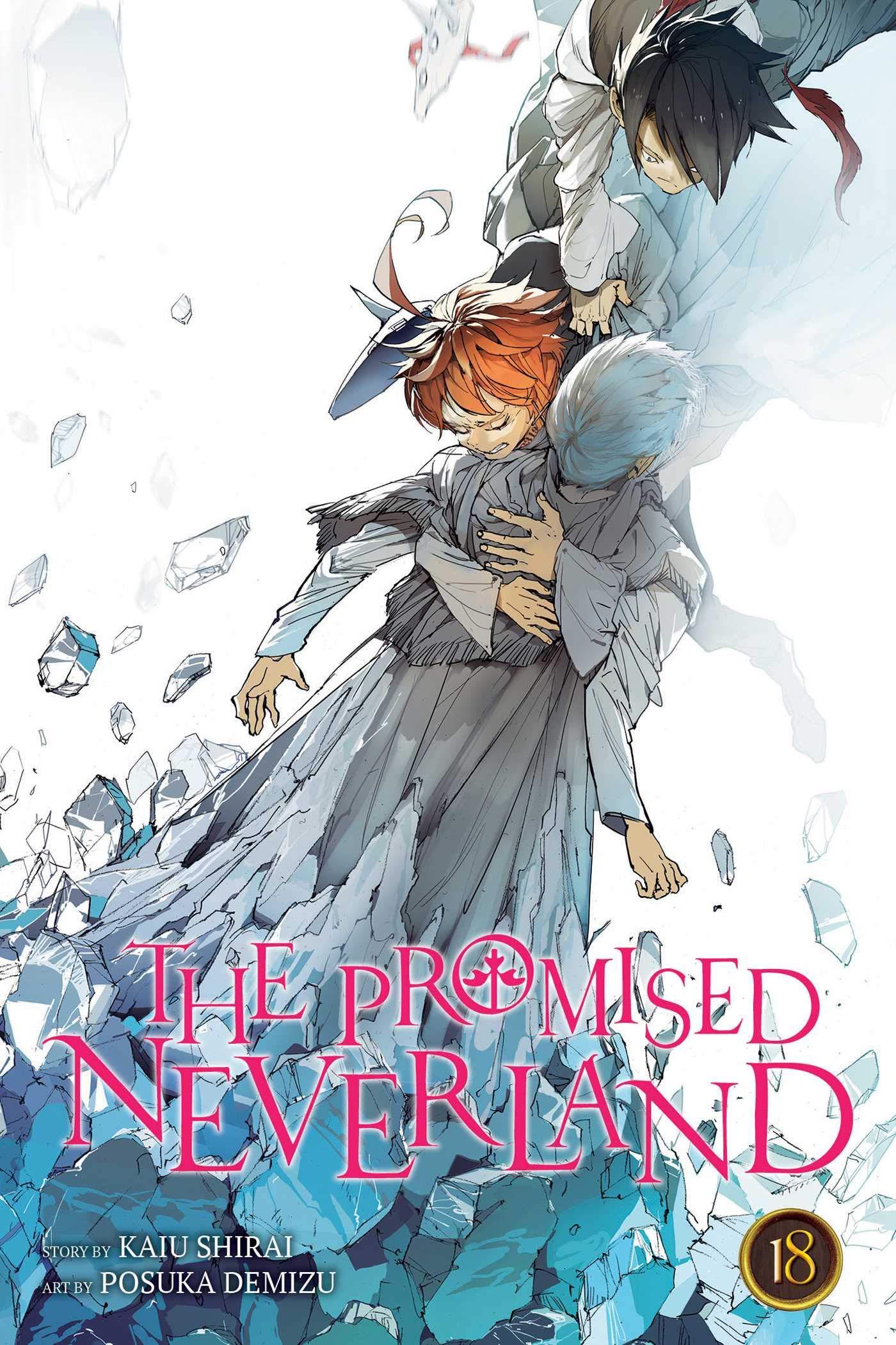 The Promised Neverland - Volume 18