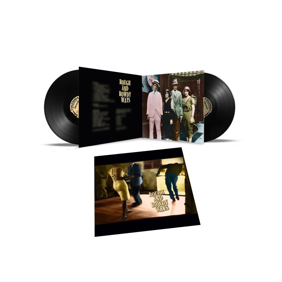 Rough And Rowdy Ways - Vinyl