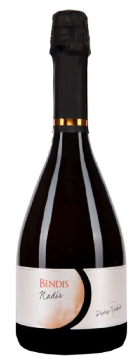 Vin spumant - Bendis Nadir, Brut, 2019