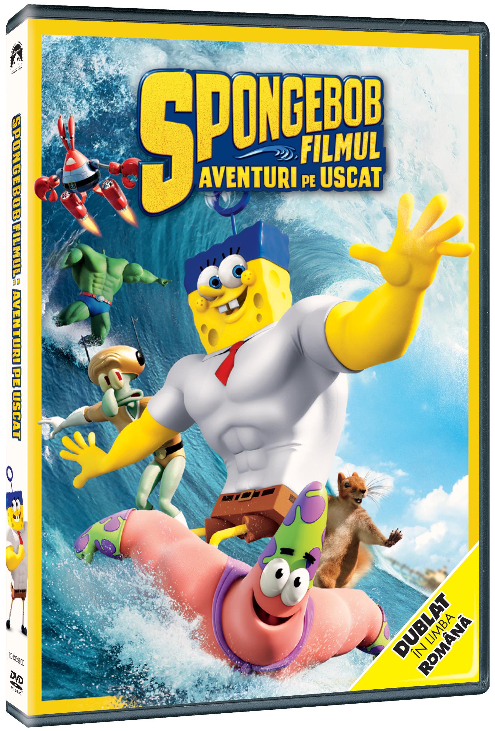 SpongeBob - Aventuri pe uscat / The SpongeBob Movie: Sponge Out of Water