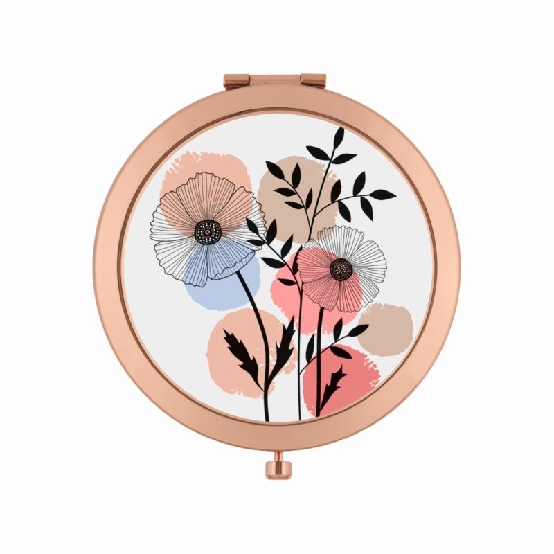 Oglinda compacta - Laurence - Palette de beaute