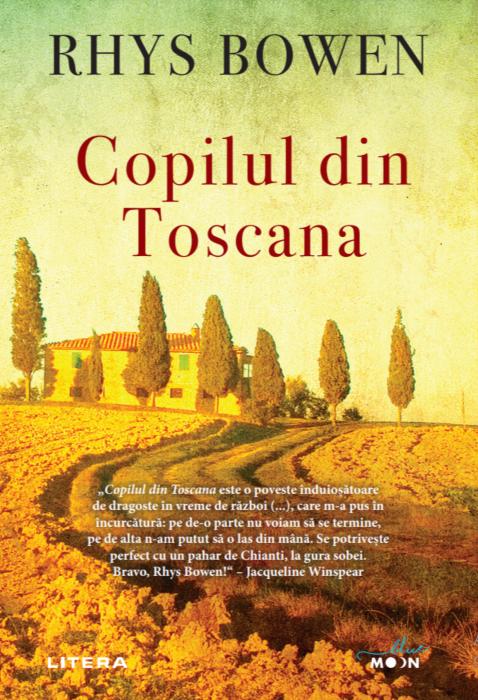 Copilul din Toscana | Rhys Bowen