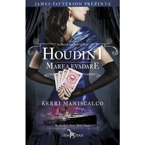 Houdini - Marea evadare | Kerri Maniscalco