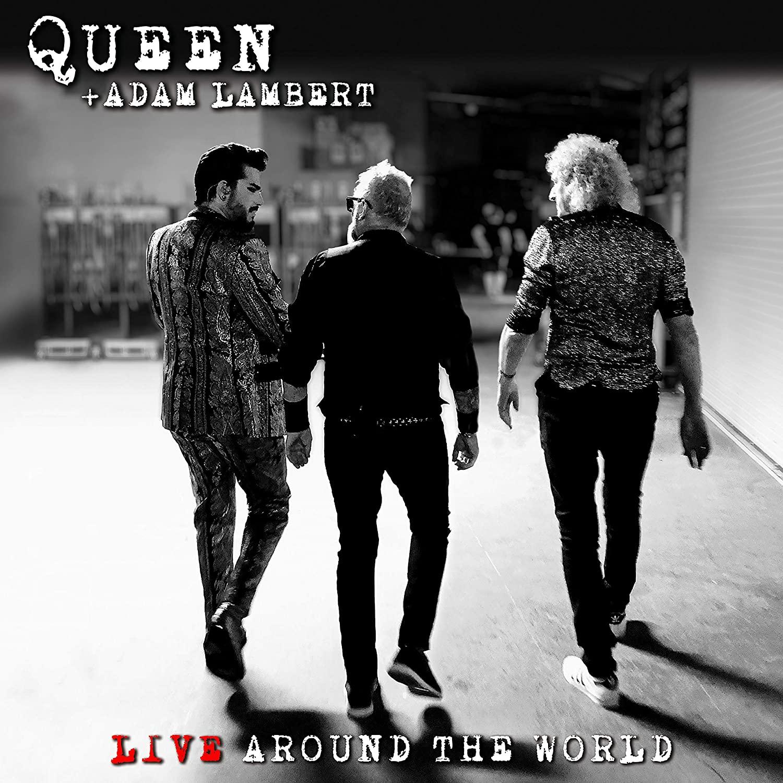 Live Around The World (CD+Blu-Ray)