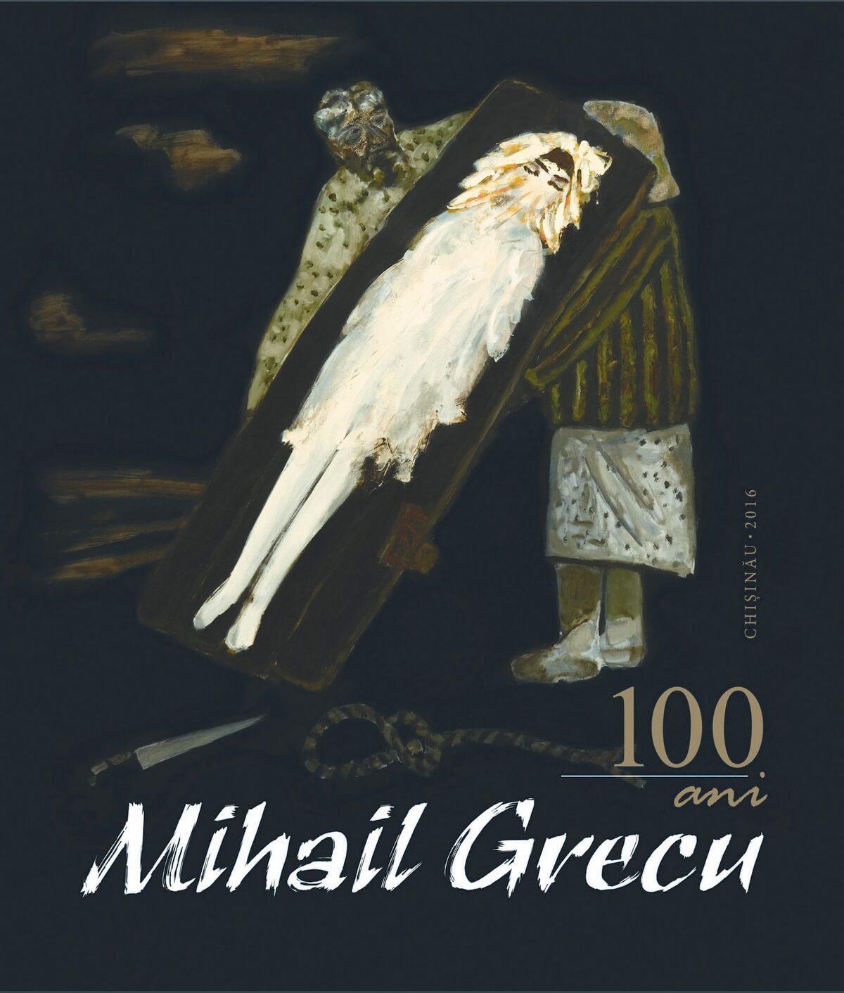 Mihail Grecu 100 de ani