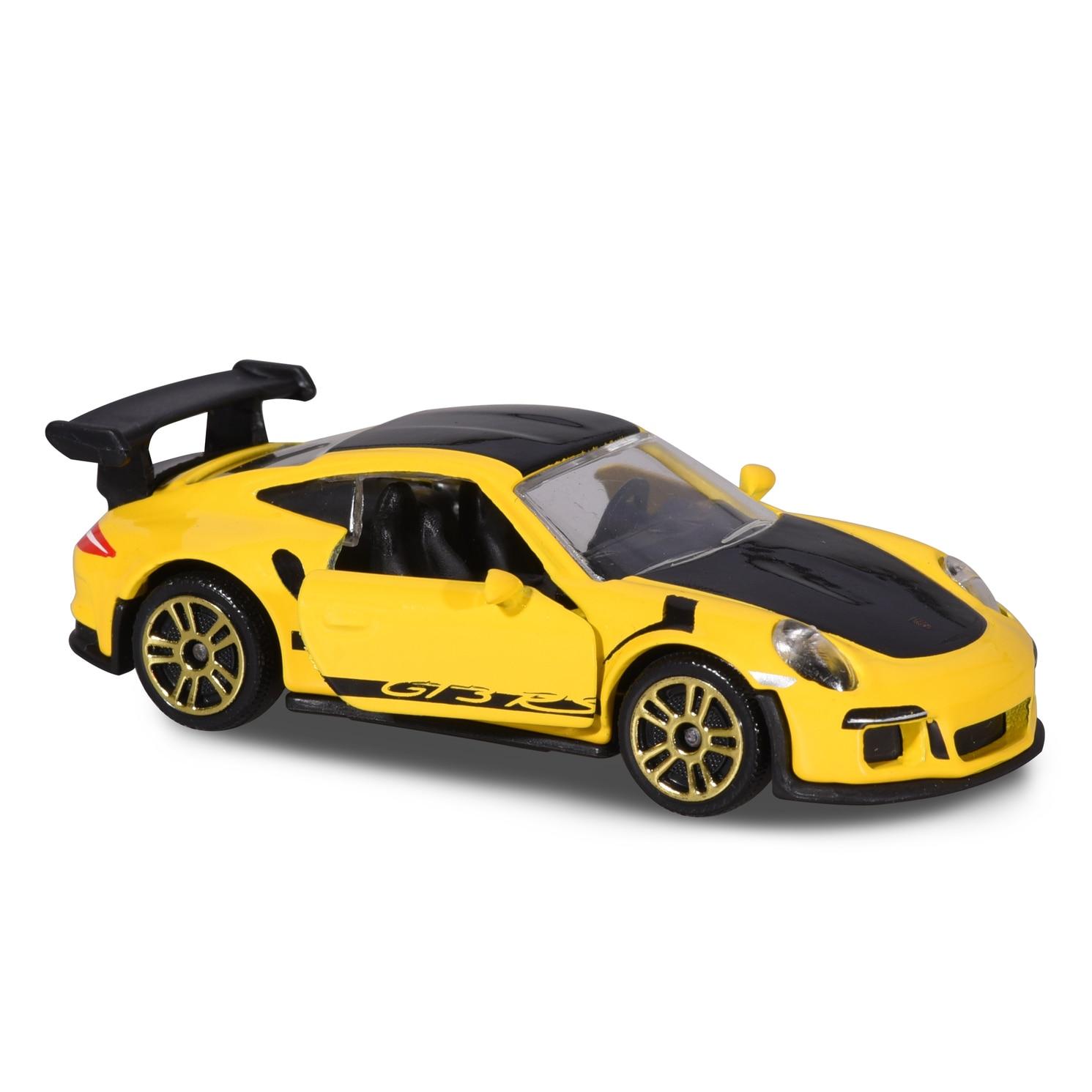 Set 5 masinute - Porsche Edition | Majorette - 2