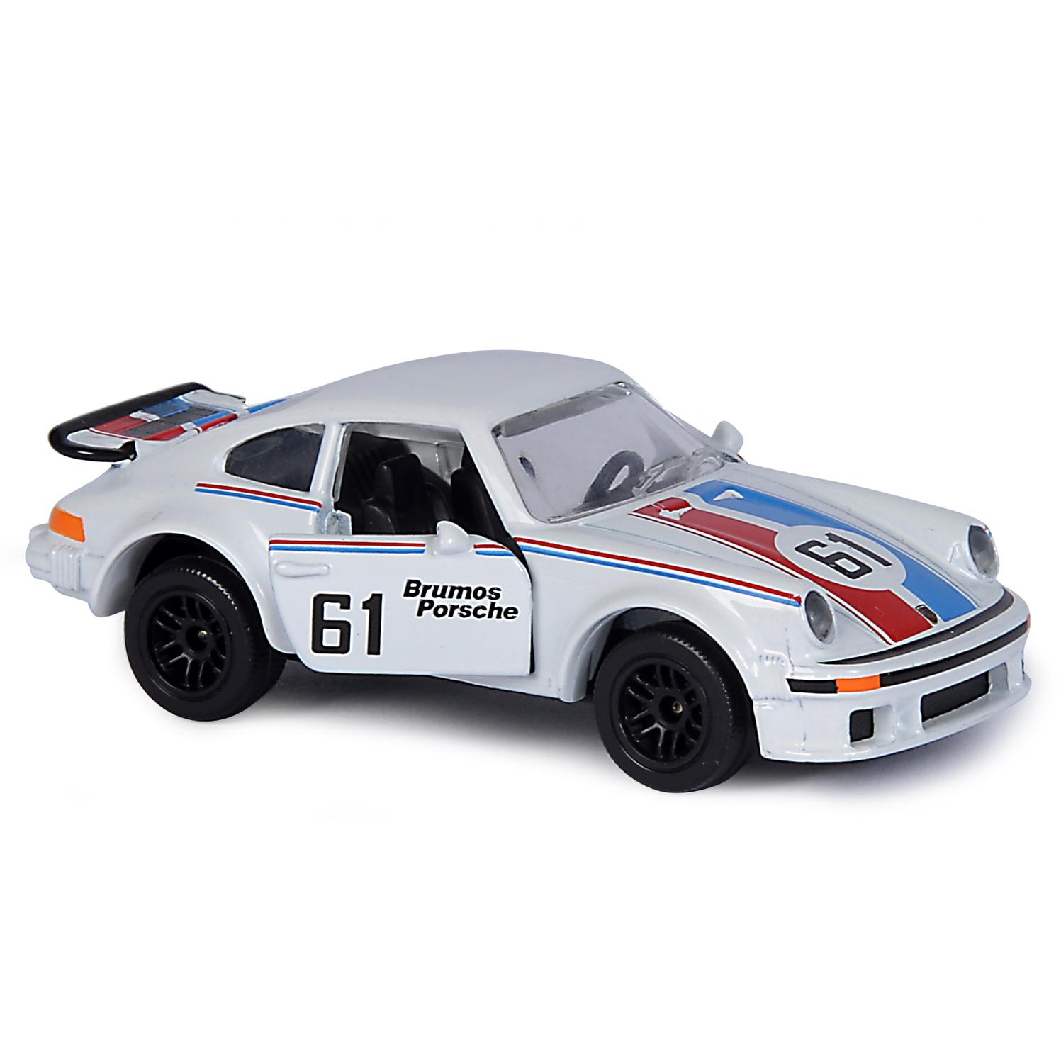 Set 5 masinute - Porsche Edition | Majorette - 1